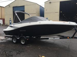 Used Bombardier 2010 Challenger Wake High Performance Boat For Sale