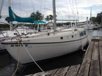 Used Islander 33 Cruiser Sailboat For Sale