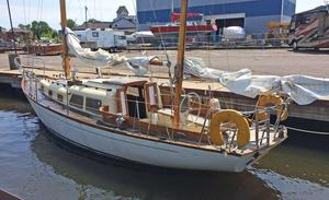 Used Cheoy Lee Offshore 31 Ketch Cruiser Sailboat For Sale
