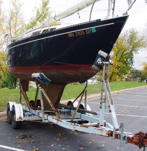 Used S2 7.3 Daysailer Sailboat For Sale
