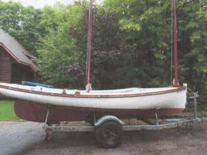 Used Kingston Daysailer Sailboat For Sale