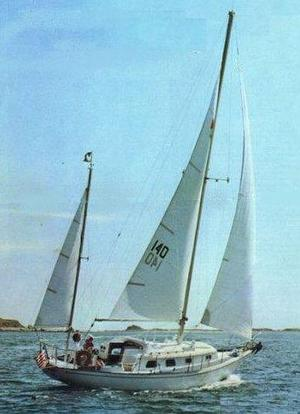 Used Bristol 32 Ketch Cruiser Sailboat For Sale