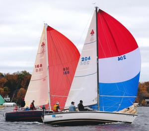 Used Capri 25 Racer and Cruiser Sailboat For Sale