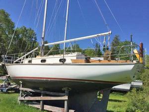 Used Cape Dory 30 Cruiser Sailboat For Sale