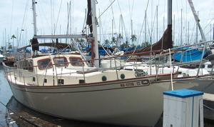 Used Newporter CC Masthead Ketch Sailboat For Sale