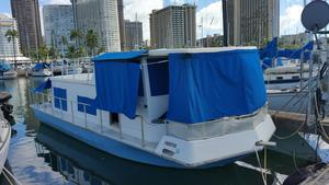 Used Houseboat Other Sailboat For Sale