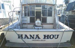 Used Bertram Flybridge Boat For Sale