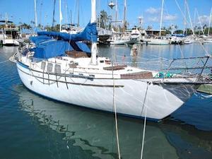 Used Westsail 42 Center Cockpit Center Cockpit Sailboat For Sale
