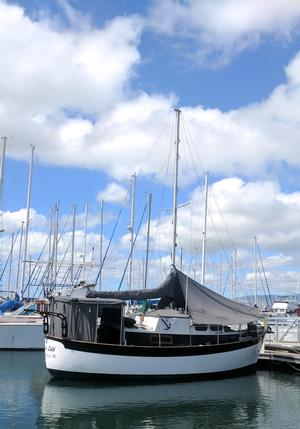 Used Willard Marine VEGA Horizon Motorsailer Sailboat For Sale