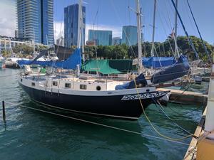 Used Kona Marine Masthead Sloop Cutter Center Cockpit Sailboat For Sale