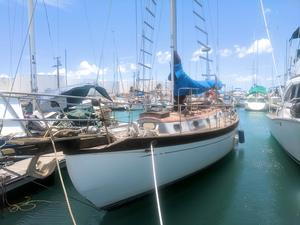 Used Ta Shing Offshore Cruiser Sailboat For Sale