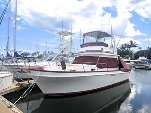 Used Californian Long Range Cruiser Trawler Boat For Sale