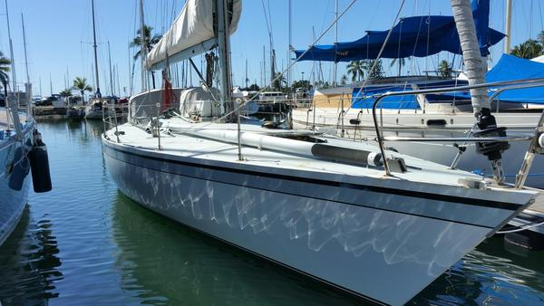 Used Choate 48 Racer and Cruiser Sailboat For Sale