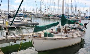Used Hans Christian 38T Cruiser Sailboat For Sale
