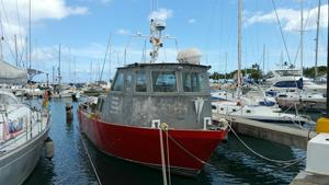 Used Aluminum Uscg Commercial Other Boat For Sale