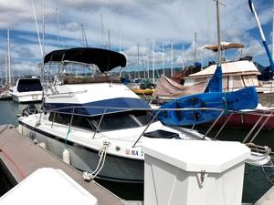 Used Skipjack 25 Flybridge Boat For Sale