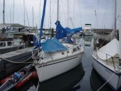 Used Hunter 30t Fractional Sloop Sailboat For Sale