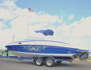 Used Reinell 246 LSE Bowrider Boat For Sale