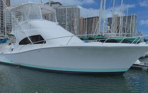 Used Luhrs 41 Convertible Express Cruiser Boat For Sale