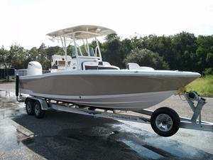 New Crevalle Boats 26 Bay Center Console Fishing Boat For Sale
