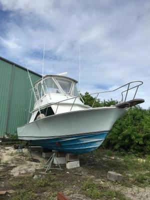 Used Blackfin Flybridge Boat For Sale