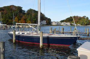 Used Nautor's Swan 44 Cruiser Sailboat For Sale