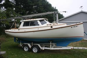 Used Blue Jacket 23 MS Cruiser Sailboat For Sale