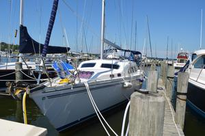 Used Catalina 440 Cruiser Sailboat For Sale