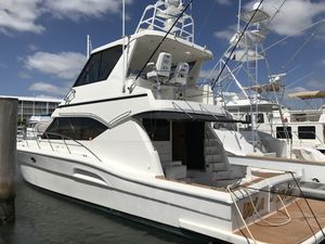 Used Kingfisher Allure 55 Cruiser Boat For Sale