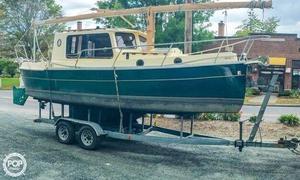 Used Nimble Kodiak 25 Motorsailer Sailboat For Sale