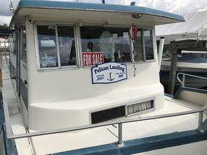Used Nautaline 43 Houseboat House Boat For Sale