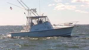 Used Runaway Express Sports Fishing Boat For Sale