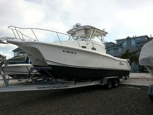 Used Pro Kat 2860 W/A Cuddy Cabin Boat For Sale