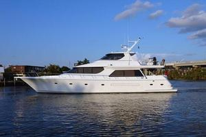 Used West Bay Sonship 78 Motor Yacht For Sale
