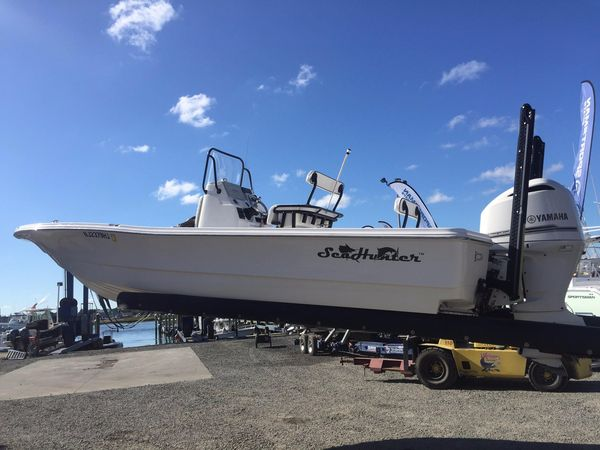 Used Sea Hunter 24 Bay Other Boat For Sale