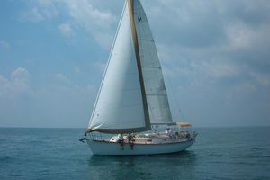 Used Morris Ocean Series 32 Cruiser Sailboat For Sale