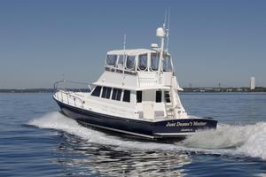 Used Little Harbor Whisperjet 55 Flybridge Cruiser High Performance Boat For Sale