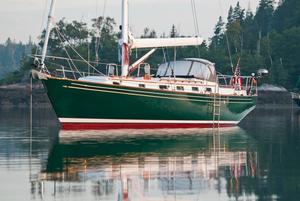 Used Morris Ocean Series 42 Cruiser Sailboat For Sale