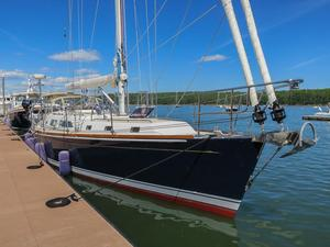 Used Outbound 46 Plus Cruiser Sailboat For Sale
