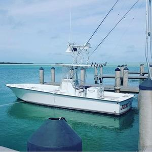 Used Orion 27 Saltwater Fishing Boat For Sale
