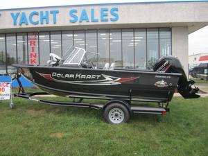 New Polar Kraft Frontier 179 WT Freshwater Fishing Boat For Sale