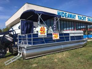 Used Bentley Pontoons 240/243 Cruise Pontoon Boat For Sale