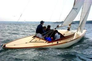Used L. Francis Herreshoff Thirty-square Metre Daysailer Sailboat For Sale