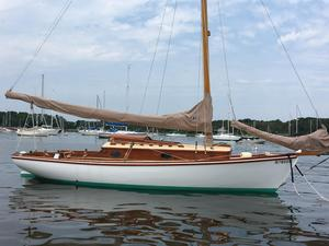 Used Herreshoff Prudence Daysailer Sailboat For Sale