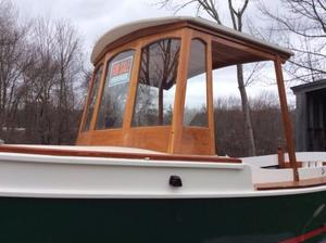 Used Weston Farmer Skipjack Pilothouse Boat For Sale