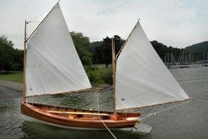 Used Herreshoff Coquina Daysailer Sailboat For Sale
