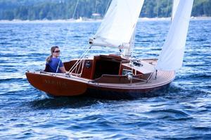 New Herreshoff Alerion 26 Daysailer Sailboat For Sale