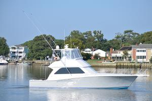 Used Viking 43 C Convertible Fishing Boat For Sale