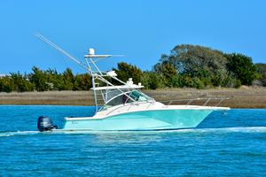 Used Scout 350 Abaco Center Console Fishing Boat For Sale