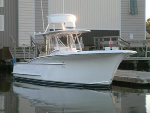 Used Winter Custom Yachts 29 Open Center Console Fishing Boat For Sale